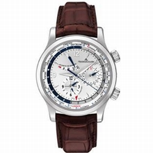 Jaeger LeCoultre Master Geographic 152.84.20 Mens Watch