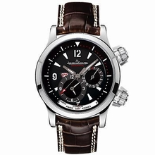 Jaeger LeCoultre Master Geographic 171.84.70 Mens Watch