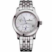 Jaeger LeCoultre Master Hometime 162.81.20 Mens Watch