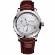Jaeger LeCoultre Master Hometime 162.84.20 Mens Watch