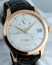 Jaeger LeCoultre Master Q1622430 Mens Watch