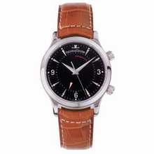 Jaeger LeCoultre Memovox 144.84.70 Mens Watch