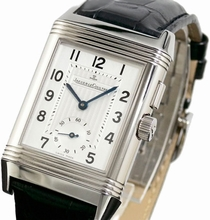 Jaeger LeCoultre Reverso Complication Q2718410 Mens Watch