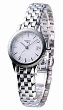 Longines Flagship L4.216.4.12.6 Ladies Watch