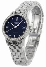 Longines Flagship L4.274.0.57.6 Ladies Watch