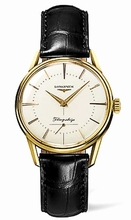 Longines Flagship L4.746.6.72.0 Mens Watch