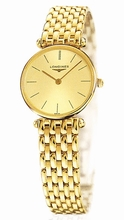 Longines Grande Classique L4.191.6.32.6 Ladies Watch
