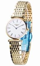 Longines Grande Classique L4.209.2.11.8 Ladies Watch