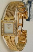 Longines Prestige Gold L42347806 Ladies Watch