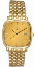 Longines Prestige Gold L47766326 Mens Watch