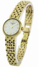Longines Prestige Gold L6.107.6.15.6 Ladies Watch