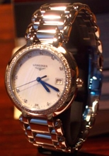Longines PrimaLuna L81140876 Ladies Watch