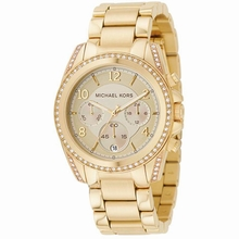 Michael Kors Chronograph MK5166 Ladies Watch