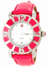 Michele Coral MWW14B000005 Ladies Watch