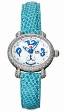 Michele CSX Blue MWW03F000049 Ladies Watch