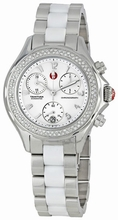 Michele Tahitian Ceramic MWW12E000001 Ladies Watch