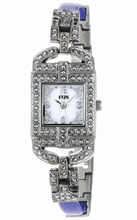 Michele Urban Petite Michele MI-BL Ladies Watch