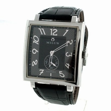Milus Herios HERA1-SP01 Black Dial Watch