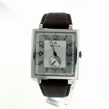 Milus Herios HERA1-SP01 Silver Dial Watch
