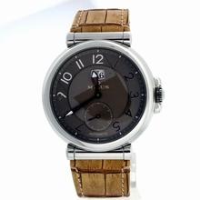 Milus Zetios ZET 401 Brown Dial Watch