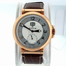 Milus Zetios ZET 401 Mens Watch