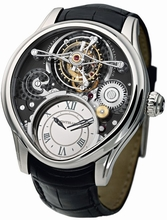 Montblanc Time Walker Villeret 1858 Mens Watch