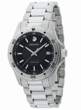 Movado 800 2600074 Mens Watch