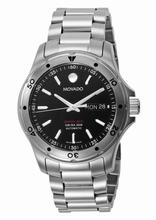 Movado 800 2600081 Mens Watch
