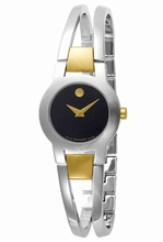 Movado Amorosa 604760 Ladies Watch