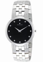 Movado Faceto 606237 Mens Watch