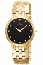 Movado Faceto 606238 Mens Watch