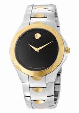 Movado Luno 606381 Mens Watch
