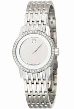 Movado Sapphire 606172 Ladies Watch