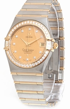 Omega Constellation 1207.15.00 Mens Watch