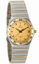 Omega Constellation 1212.10.00 Mens Watch