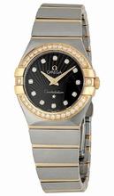 Omega Constellation Ladies 123.25.27.60.63.001 Ladies Watch