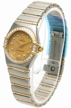 Omega Constellation Ladies 1267.15.00 Ladies Watch