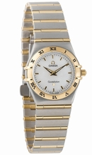 Omega Constellation Ladies 1272.70.00 Ladies Watch