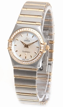 Omega Constellation Ladies 1277.70.00 Ladies Watch