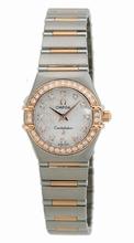 Omega Constellation Ladies 1360.75 50 Ladies Watch