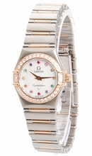 Omega Constellation Ladies 1360.79.00 Ladies Watch