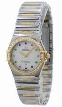 Omega Constellation Ladies 1376.79.00 Ladies Watch