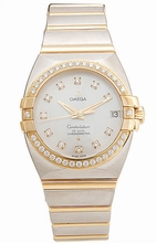 Omega Constellation Ladies 1399.75.00 Ladies Watch