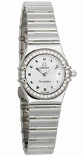 Omega Constellation Ladies 1465.71.00 Ladies Watch