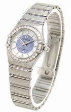 Omega Constellation Ladies 1466.84.00 Ladies Watch