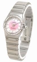 Omega Constellation Ladies 1466.85.00 Ladies Watch