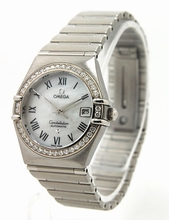 Omega Constellation Ladies 1497.61.00 Ladies Watch