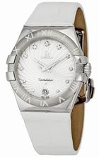 Omega Constellation Ladies OM12313356052001 Ladies Watch