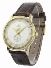 Omega De Ville 4613.30.02 Mens Watch
