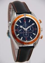 Omega Planet Ocean 2918.50.82 Mens Watch